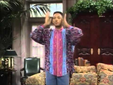 Will Smith Best of  The Fresh Prince of BelAir  Funny Moments