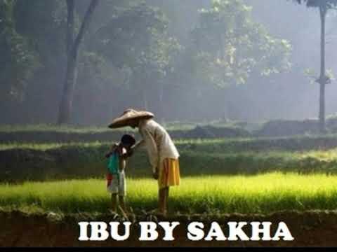 Ibu By Sakha cover Lyrics ( Tugas Simdig )