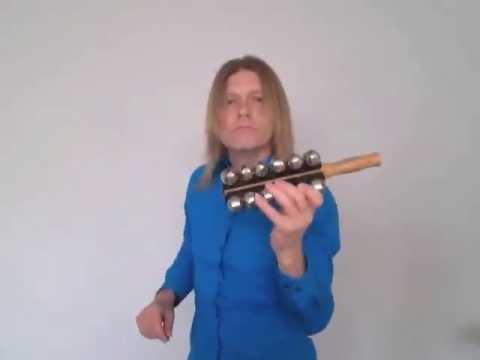 PercussionHowTo  Sleigh Bells w/ Mark Shelton