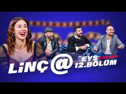 Linç@ (Defne Samyeli, S1F1R B1R Oyuncuları: Savaş Satış, Onur Akbay, Hakan Aydın) | EYS 12.Bölüm