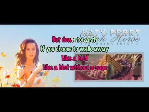 Katy Perry feat. Juicy J - Dark Horse [Lower Key Official Karaoke / Instrumental]