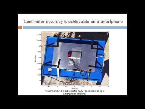Centimeter Positioning with a Smartphone-Quality GNSS Antenna
