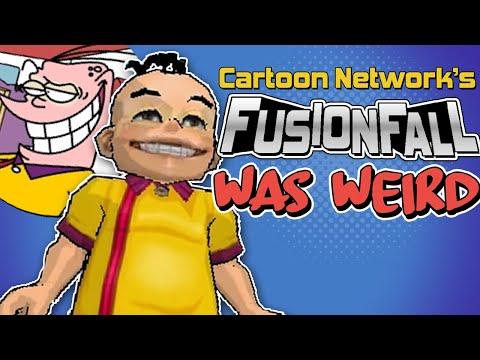 Cartoon Network's FusionFall Was Weird   Billiam