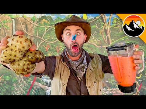Download PUKE FRUIT SMOOTHIE - Would You Drink This?