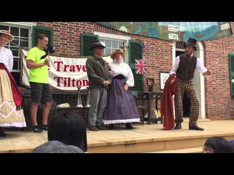 Travelling Tiltons at Upper Canada Village 2015