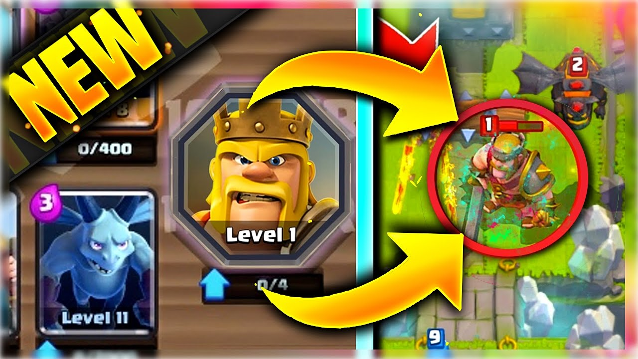 clash royal nouvelle carte NOUVELLE CARTE HÉRO ! Idée de maj !   CLASH ROYALE FR   YouTube