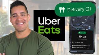 Uber Eats Driver Tips & Tricks (2021)