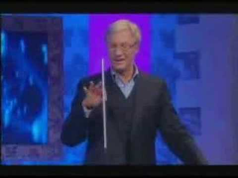 Miss Hypnotique plays theremin on New Paul O'Grady show