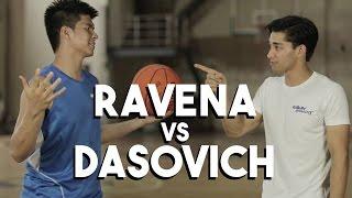 Kiefer Ravena vs. Wil Dasovich (Precision Basketball Shooting Battle)