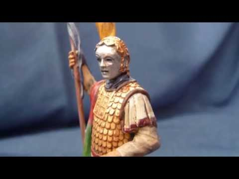 """Romeo Models """"Draconarius, Hippica Gymnasia, 2nd Century A.D."""" in 54mm scale"""