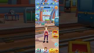 subway Princess Runner    Subway surfers    Run game in Android phone    Tample Run Game #shorts