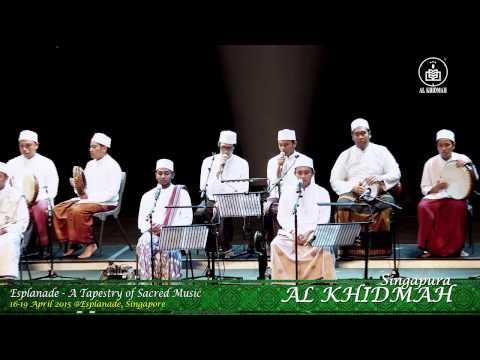 A Tapestry of Sacred Music 2015 - 18.4.15 Day2- Qasidah LAILA ALAIYA