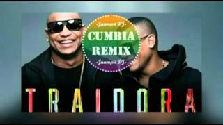 Traidora - Gente De Zona ft Marc Anthony [REMIX] | Juampii DJ
