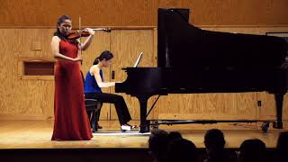 Saint-Saëns: Havanaise, Op. 83 - Aram Kim
