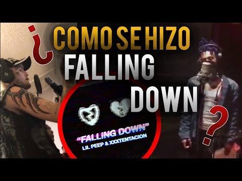 ¿COMO SE HIZO...? FALLING DOWN (LIL PEEP & XXXTENTACION) | xMiM3RT