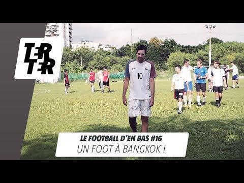 Un foot à Bangkok / Thaïlande, à la Arsenal Soccer School ! - Ter-Ter