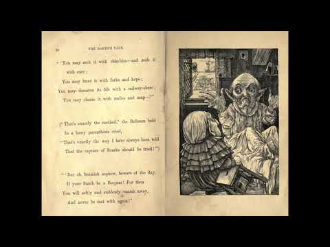 The Hunting Of The Snark By Lewis Carroll Read By A Poetry Channel