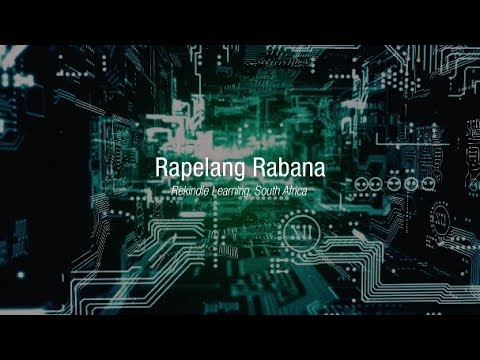 Rapelang Rabana on Innovation and Entrepreneurship