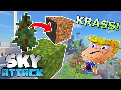 Rewi findet den KRASSESTEN Minecraft Fakt ever! - Minecraft SKY ATTACK #15