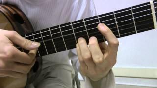 Cours de guitare - Claude NOUGARO : Le Jazz et la Java (1/2) Démo + Refrain