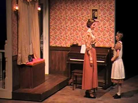 The Music Man - Piano Lesson & Goodnight My Someone