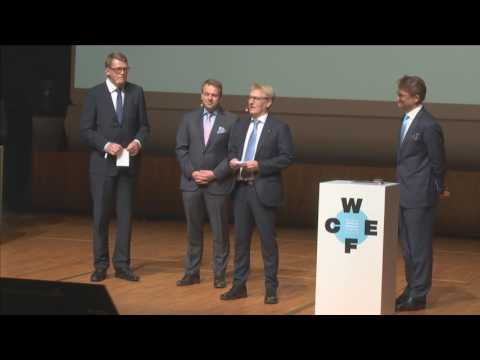 WCEF2017 Grand Opening - Integrating Circular Economy to the Global Agenda 2030