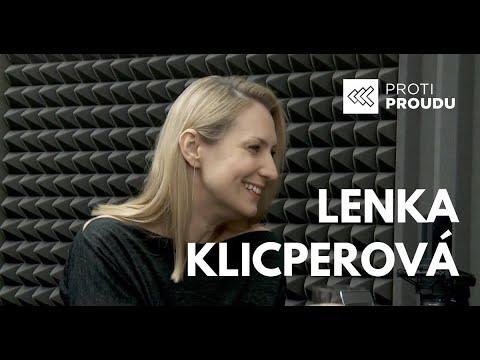 Lenka Klicperová o práci válečné reportérky v Proti Proudu