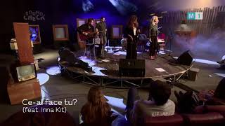 Gloria feat Irina Kit - Ce-ai face tu ( LIVE Soundcheck)