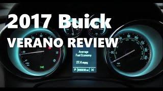 Buick Verano Review 2017 2.4L Non-Turbo