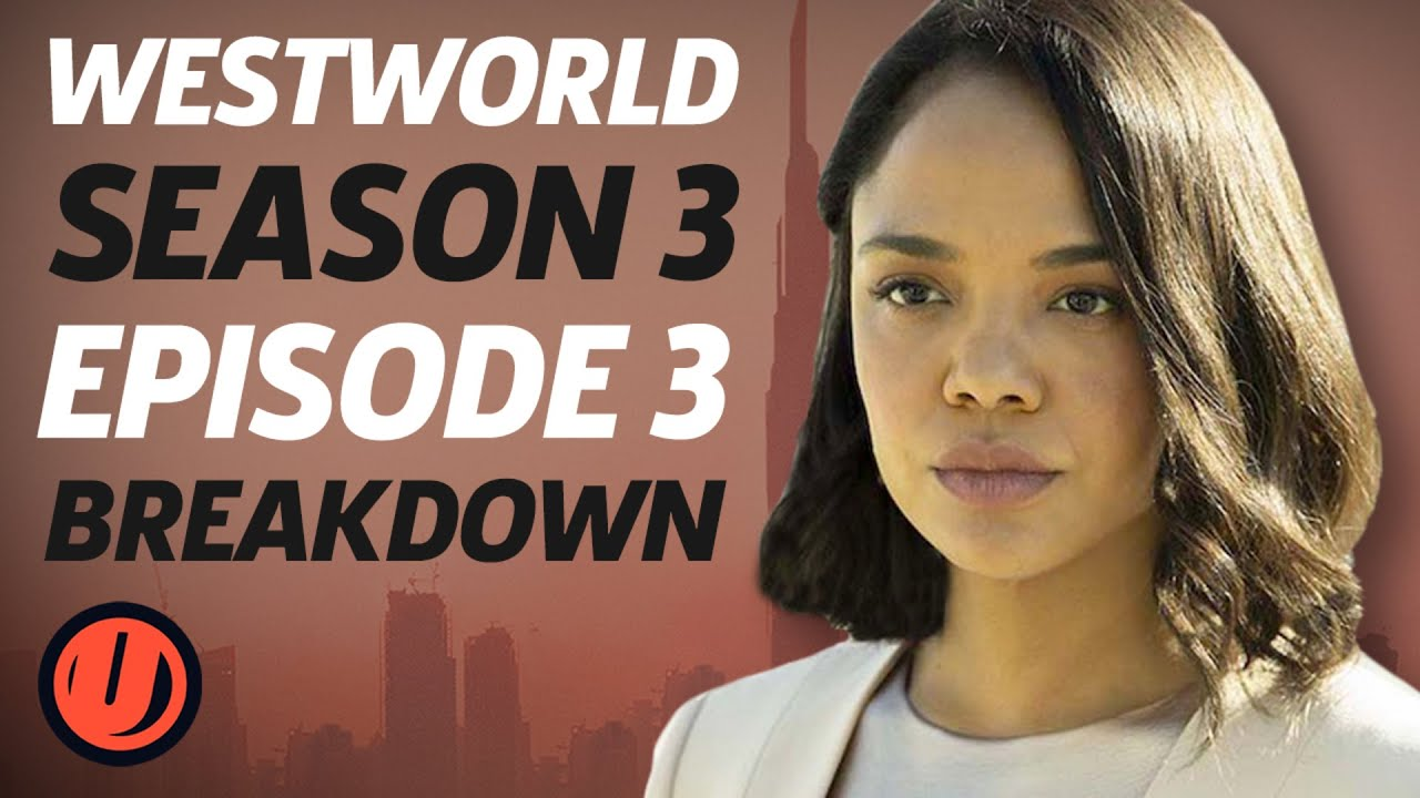 Westworld - Season 3 Episode 3 : The Absence of Field (2020) Full Episodes