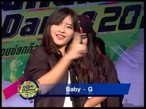 Oishi Cover Dance 2013_14 : Baby-G