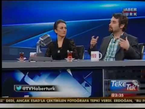 Dr. Öykü Maraşoğlu Çelen - Teke Teke / Haber Türk 2. Bölüm