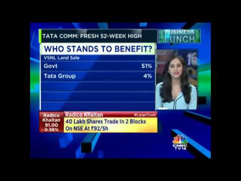 How Will Tata Communication Benefit From The VSNL Land Demerger?
