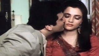 Rajeev Kapoor, Mandakini, Hum To Chale Pardes - Scene 6/10
