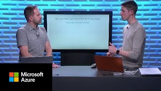 Get started with Azure for .NET developers | Azure Friday