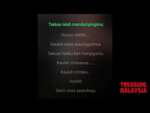 SABHI SADDI Feat MARSHA - CINTA SESUNGGUHNYA (KARAOKE)