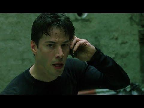 Run Neo, Run! | The Matrix [Open Matte]