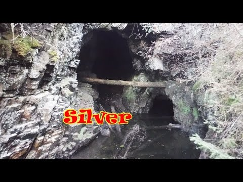 ATV Search for 1880's Abandoned Silver Mines