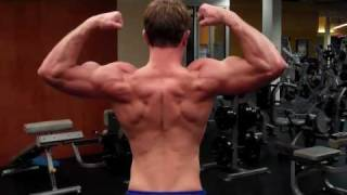 Upper Body Flexing- Pyramid Push-Up Chest Routine AFTERMATH!
