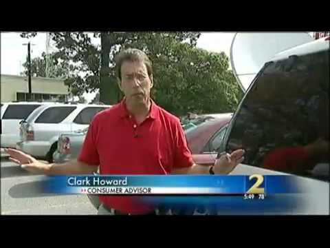 Clark Howard's Advice On Rental Car Insurance   www wsbtv com