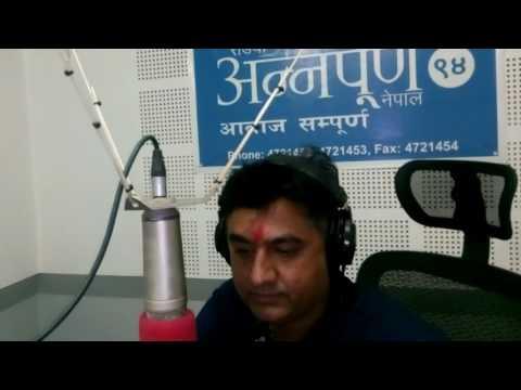 Radio program Indreni by chandramani gautam @ Radio Annapurna nepal