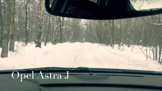 проблемная Opel Astra