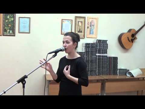 Сати Казанова спит мое счастье cover (Юлия Марушкина)
