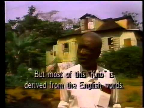 Gullah Homecoming - Sierra Leone & Gullah People Reunite (1989)