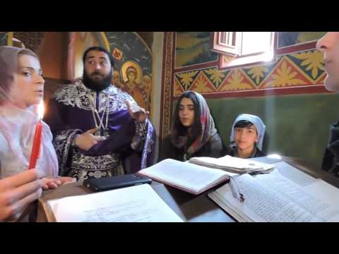 Archimandrite Serfim - Our Father Prayer (Aramaic) 2016