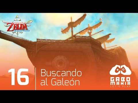 The Legend of Zelda: Skyward Sword en Español Latino | Capítulo 16: Buscando al Galeón