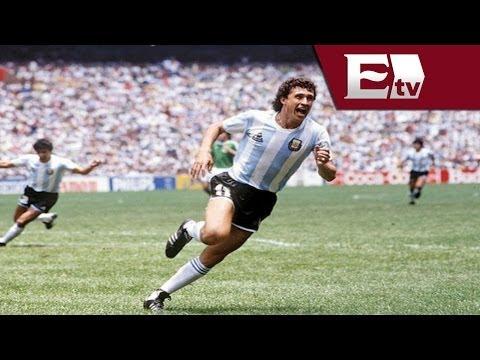 Mundial del 86, mejor momento en el fútbol de Jorge Valdano, Ex Director del Real Madrid