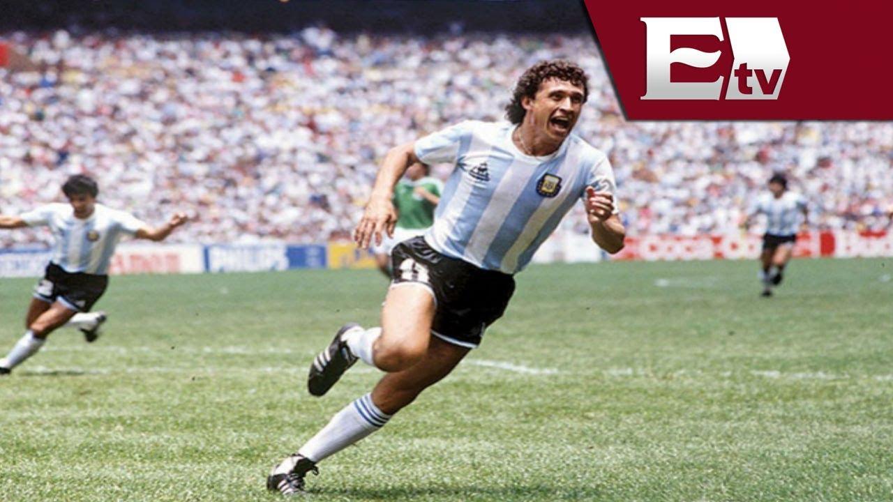 Mundial del 86 mejor momento en el f tbol de jorge for Piscina 86 mundial madrid