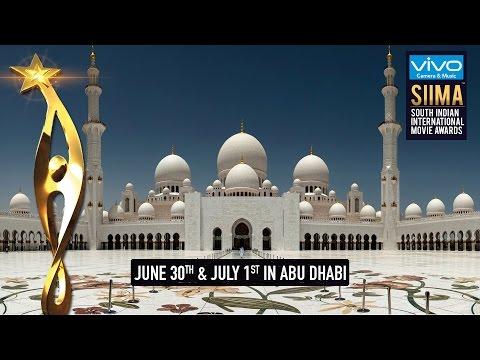 SIIMA 2017 Promo | Abu Dhabi