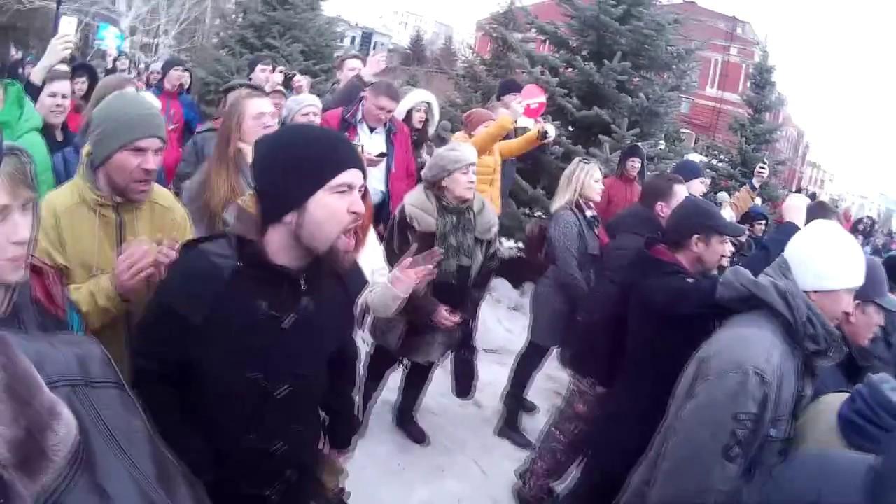 Митинг Навального 26 марта 2017 года акции против